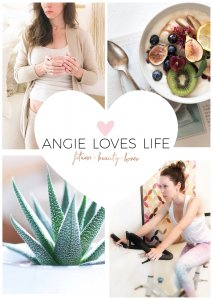 angie loves life