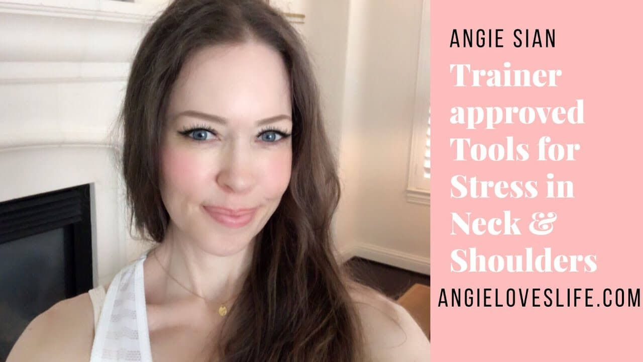 Angie sian stress relieving tools