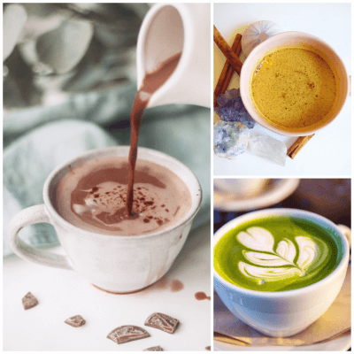 3 Delicious Morning Drinks that Aren't Coffee