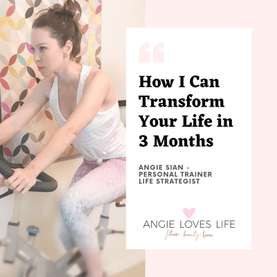 Transform Your Life in 3 Months