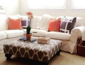 coastal summer vibe to your home